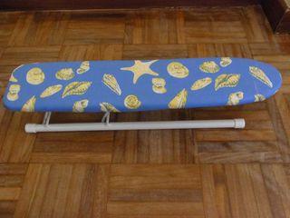 Pequeña tabla de planchar mangas