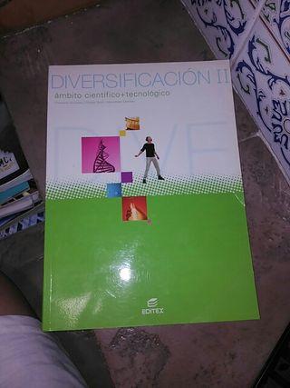 Libro diversificación