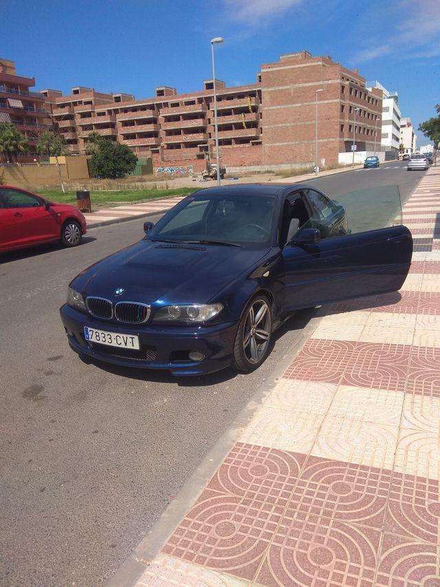 BMW Serie 3 E46 Coupé Packete M3 CSL