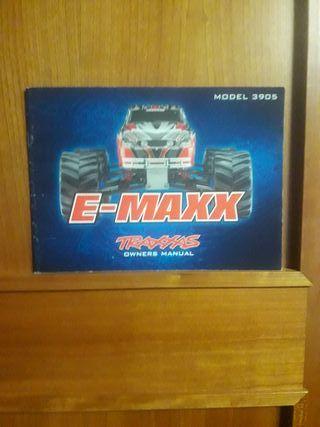 Manual usuario E MAXX