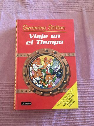 Geronimo Stilton: Viaje en el tiempo