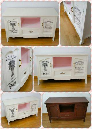 Restauración y personalización de muebles