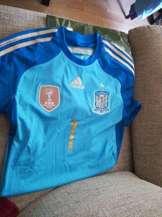 Camiseta Casillas Original Adidas