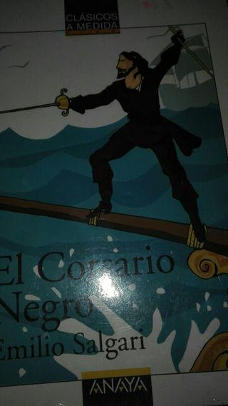 el corsario negro anaya