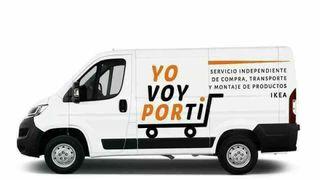 Transportes mobiliario/mudanzas