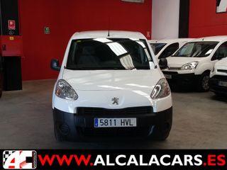 Peugeot Partner 2014 (5811-HVL)