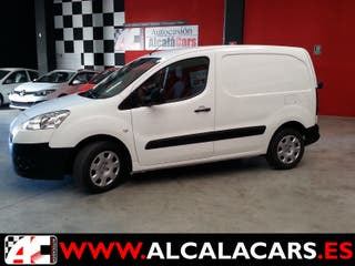 Peugeot Partner 2014 (5454-HVL)