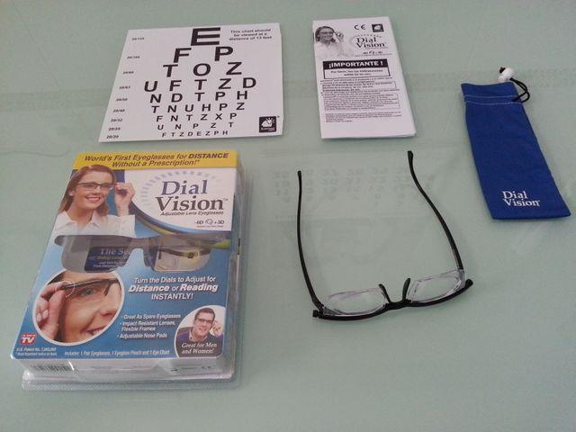 dbeb45b3c7 Gafas graduadas ajustables Dial Vision de segunda mano por 7 € en ...