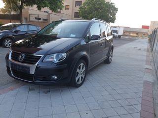 Volkswagen Touran Cross 2.0Tdi 140cv 7 plazas