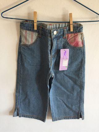 Pantalon fresquito 6 años