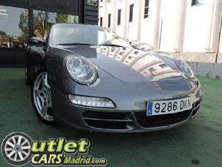 Porsche 911 Carrera S Cabrio 261kW (355CV)