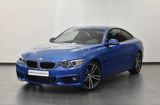 BMW Serie 4 420d Automática
