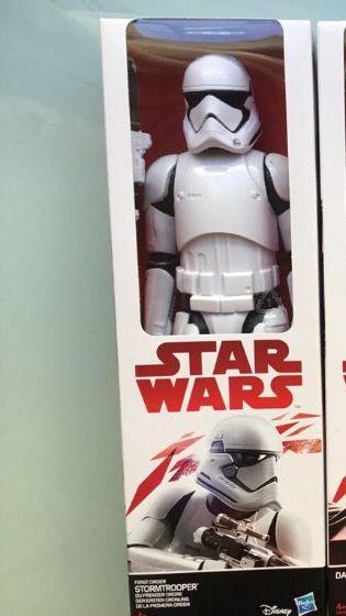 Star Wars figuras Titan Deluxe Hasbro