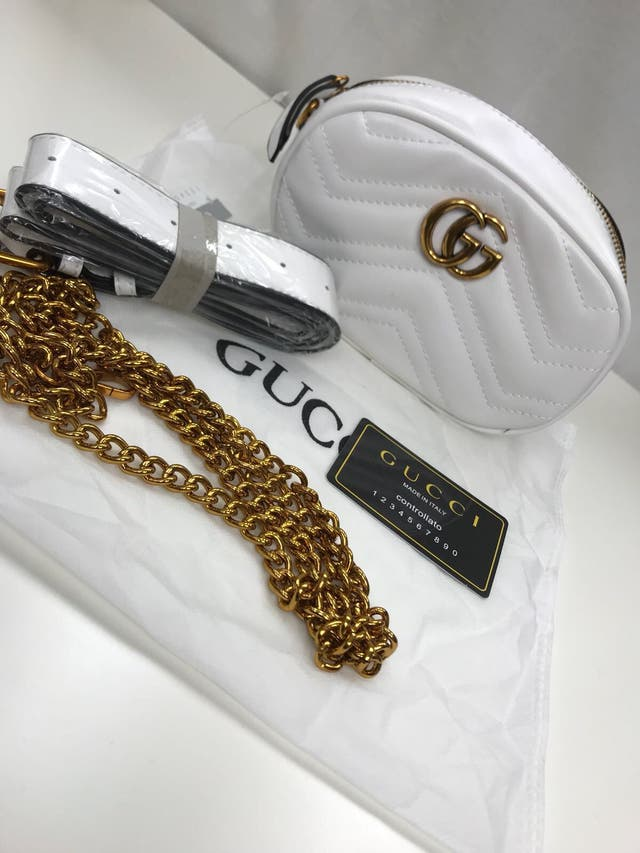 Gucci bum sling bag