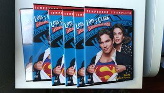 Lois & Clark : Las aventuras de superman temp1 dvd