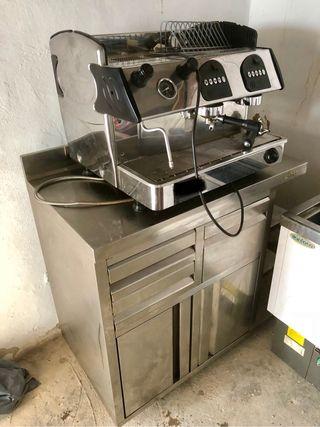 CAFETERA EXPOBAR 2 GRUPOS