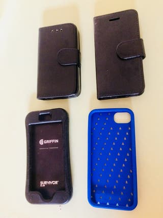 Various Iphone (4, 5) covers