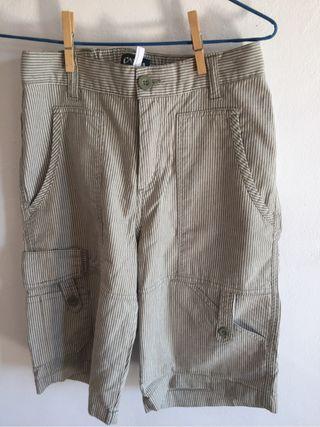 Pantalon algodon talla S