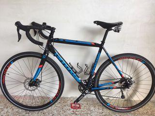 Bicicleta Cannondale Caadx - Finales 2016 Talla 54