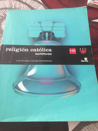 Libro de religión 1 bachiller