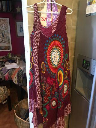 2 vestidos india