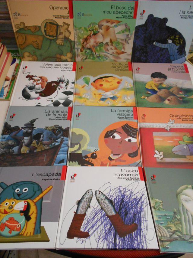 libros infantiles valenciano