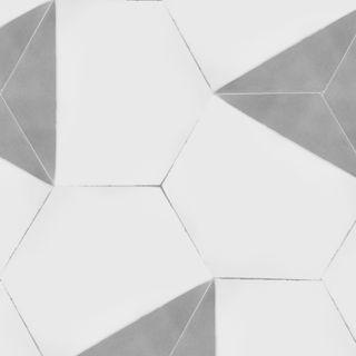 Baldosa hidraulica y azulejo de segunda mano por 45 5 en gij n en wallapop - Baldosas hexagonales ...