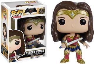 WONDER WOMAN POP HEROES BATMAN VS SUPERMAN