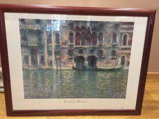 Cuadro de Claude Monet