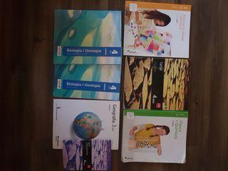 libros secundaria