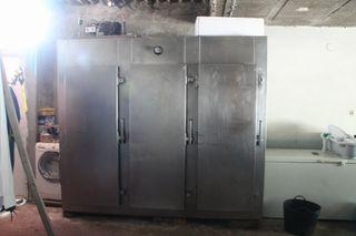 cámara armario de frío refrigeración