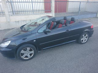 Peugeot 307 cabrio coupe 2005