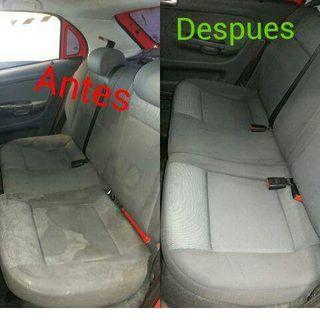 Limpieza de Tapizeria en general. auto/barco/casa.
