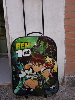maleta de Ben 10