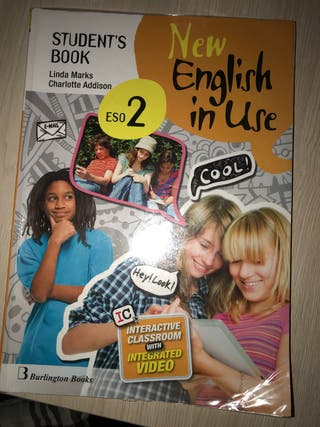 Libro Inglés Student's Book New English in Use
