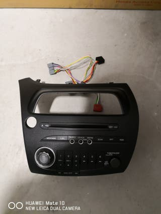 Radio-CD original, Honda civic 2007