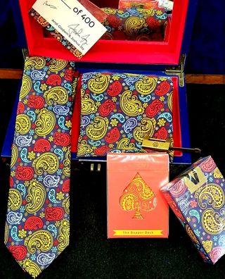 Set Póker Dapper Deck Deluxe Limited Edition