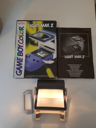 game boy color lupa