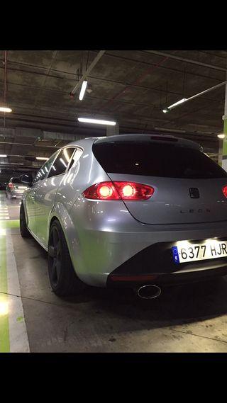 SEAT Leon 1.4 tsi 125 cv 2012