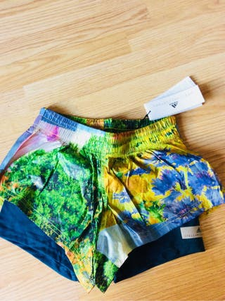 Pantalón corto Adidas Stella McCartney.