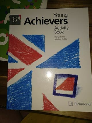 young achievers, Richmond 6 primaria activity book
