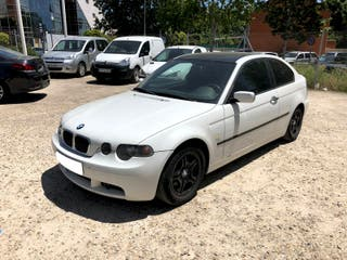 BMW Serie 3 320 td Compact