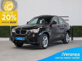 BMW X4 xDrive20iA 135 kW (184 CV)