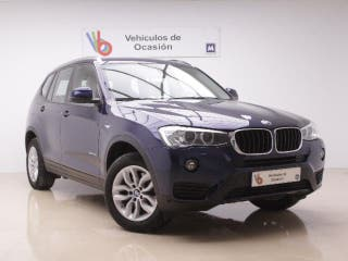 BMW X3 2.0 XDRIVE20D 4WD 5P