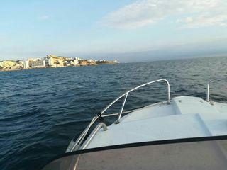 vendo barca motor mercuri50cc