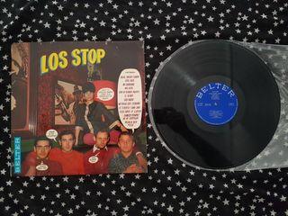 Los Stop disco vinilo