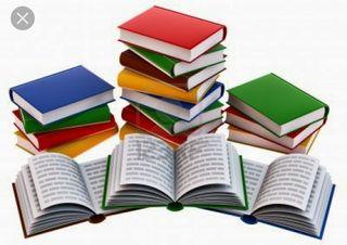 Libros de texto 1 bachiller CC Velilla de San Anto