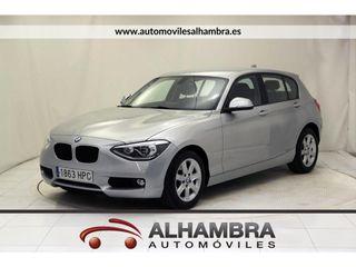BMW Serie 1 Cabrio SERIE 1 118D ESSENTIAL EDITION AUTO