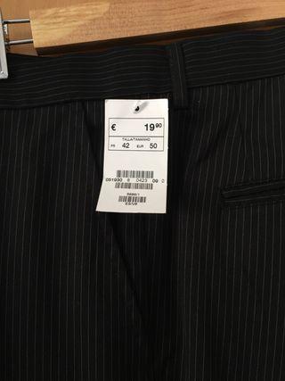 Pantalón hombre T 42