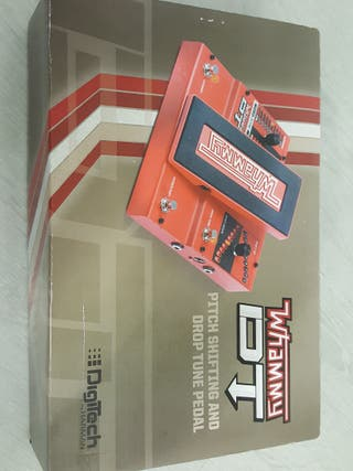 Pedal Digitech Whammy DTV-01 DT
